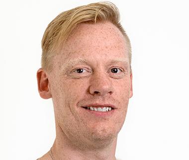 Jimmy Raahauge - Osteopat og fysioterapeut