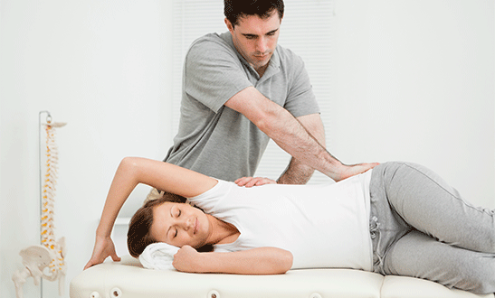 Fysioterapi -